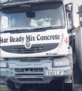 Ready Mix Concrete in West London